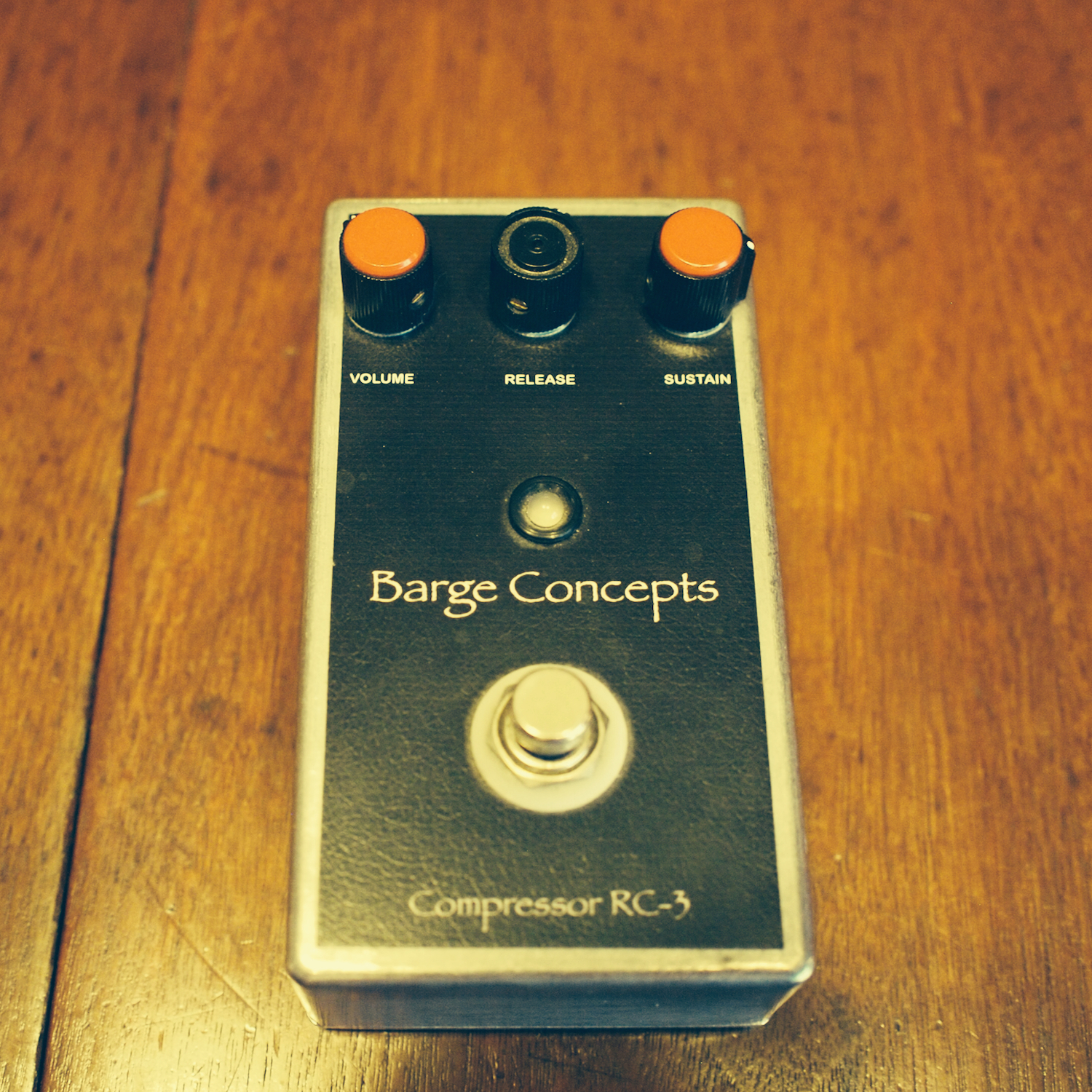 Barge Concepts RC-3 Compressor