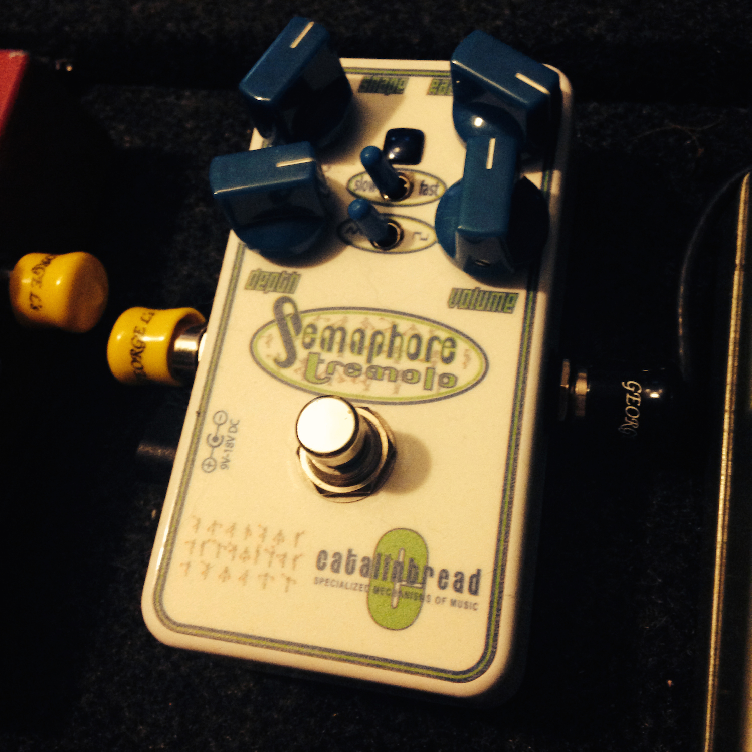Catalinbread Semaphore Tremolo