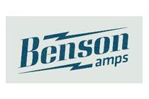 Benson Amps Logo