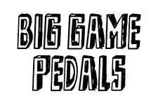 big game pedals logo
