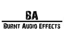 Burnt Audio Effects Logo