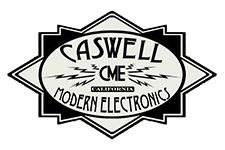 caswell modern electronics logo