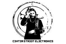 center street electronics logo