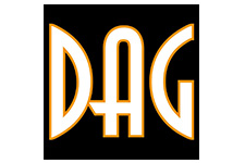 dag pedals logo