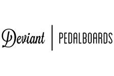 deviant pedalboards logo