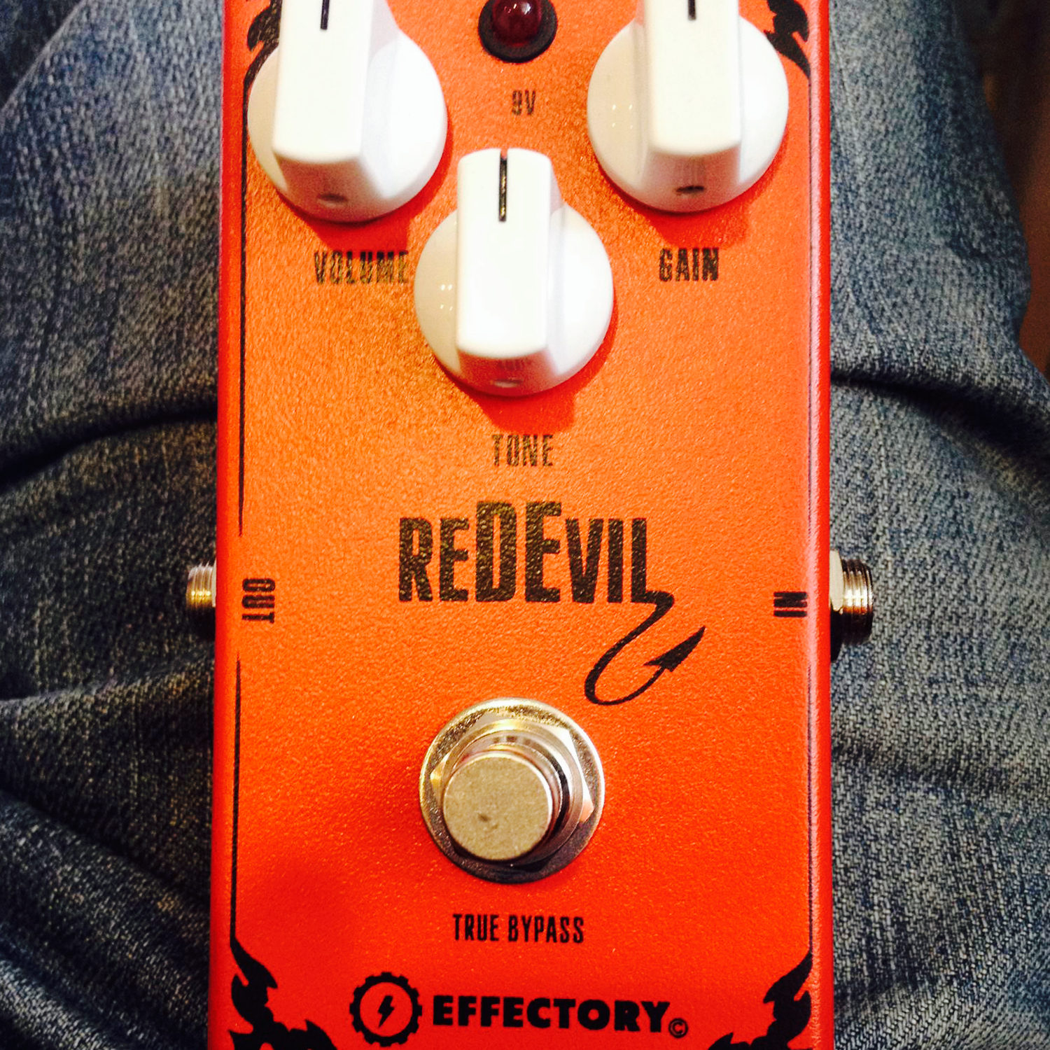 Effectory Red Devil Distortion