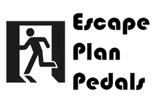 escape plan pedals logo