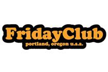 Friday Club Pedals Logo