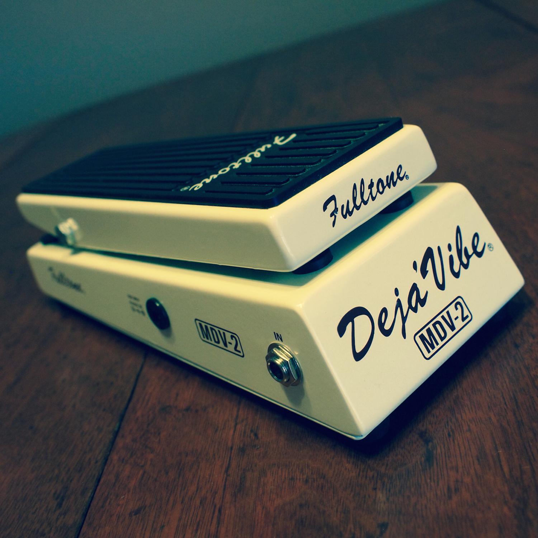 Fulltone MDV2 Mini Deja Vibe 2