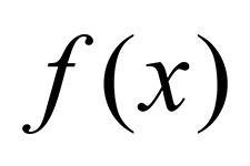 function f(x) logo