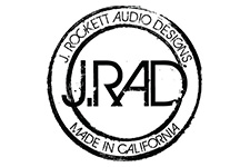 j. rockett audio designs logo
