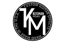 Keisman Pedals Logo