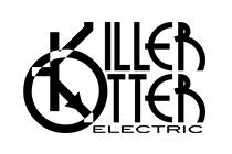 Killer Otter Electric Logo