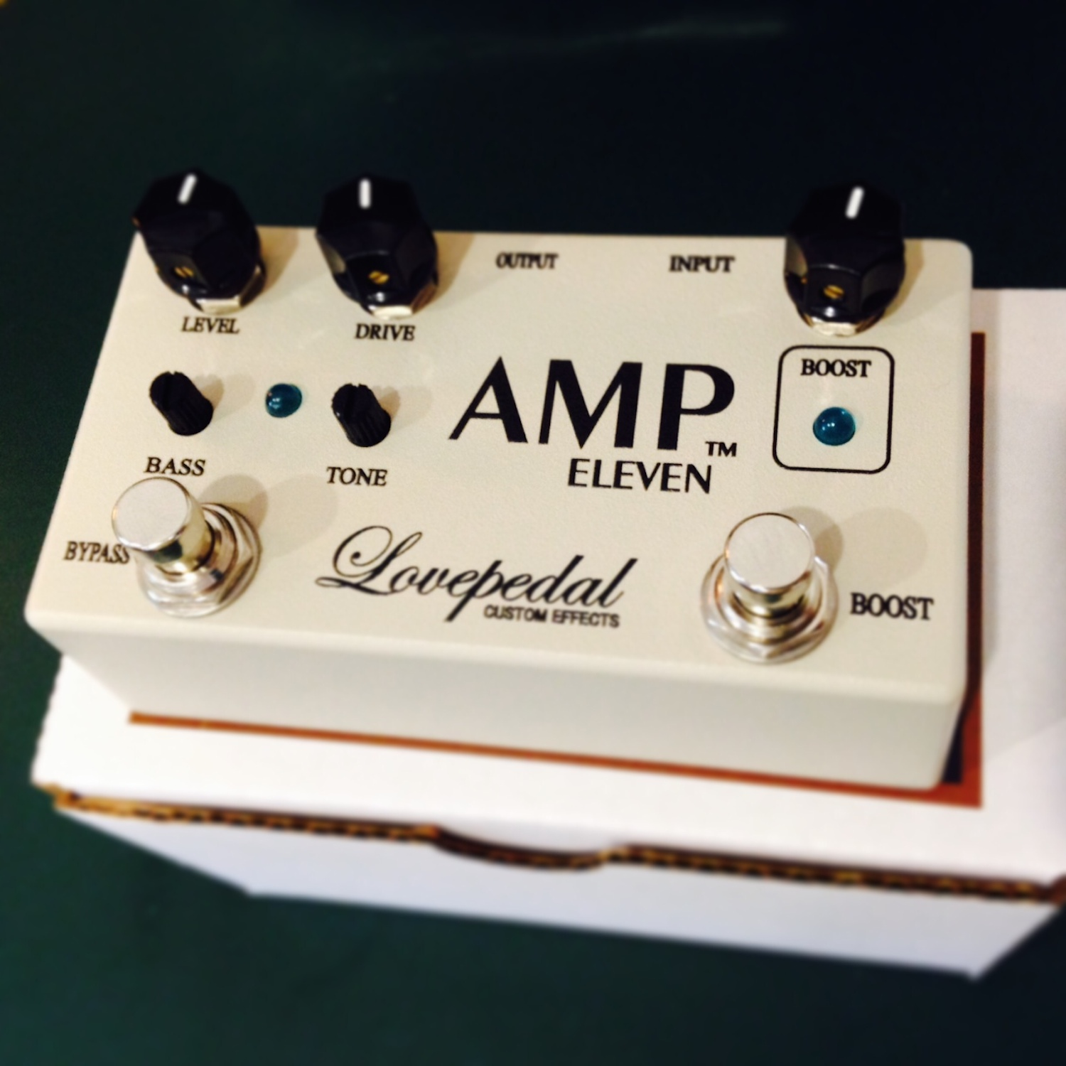 Lovepedal Amp Eleven Overdrive
