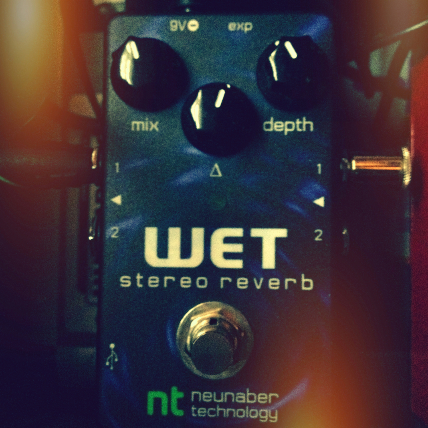 Neunaber Audio Effects Wet Stereo Reverb