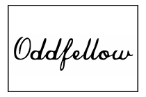 Oddfellow Effects Logo
