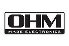 ohm made electronics logo