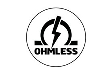 ohmless pedals logo