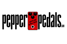 pepper pedals logo