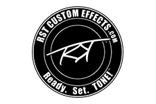 rst custom effects logo