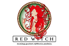 red witch pedals logo