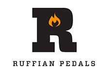 ruffian pedals logo