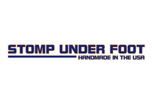 stomp under foot logo