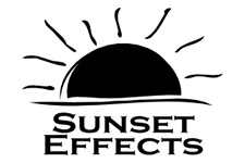 sunset effects logo