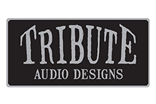 tribute audio designs logo