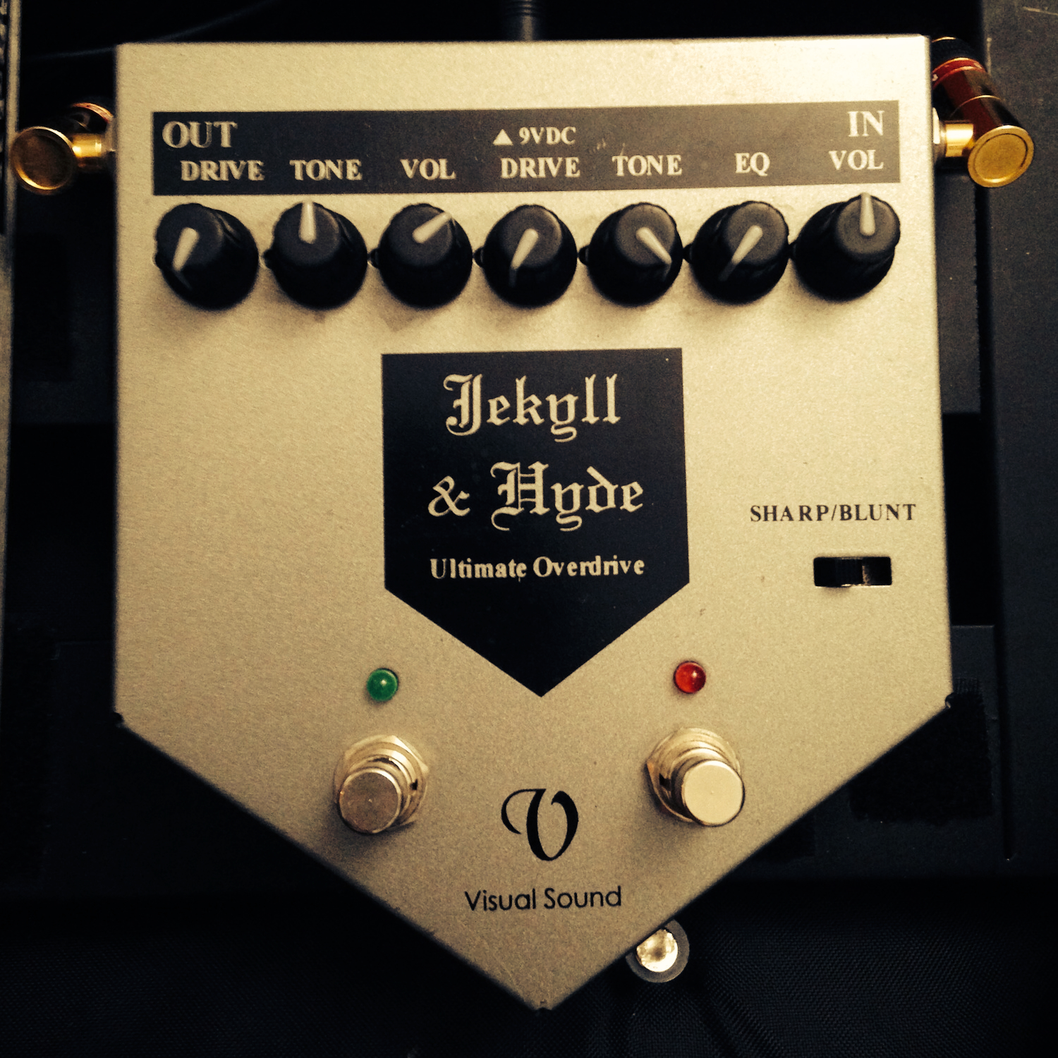 Visual Sound Jekyll & Hyde Overdrive / Distortion (Version 1)