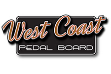 west coast pedal board logo