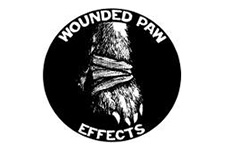 wounded paw effects logo