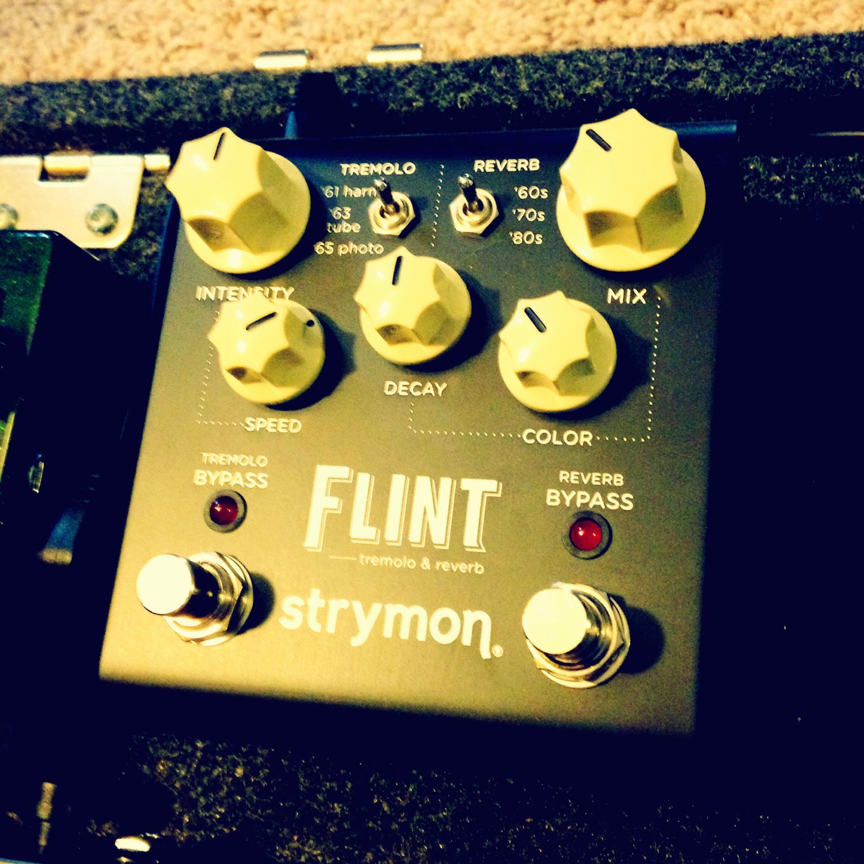 Strymon Flint Tremolo / Reverb