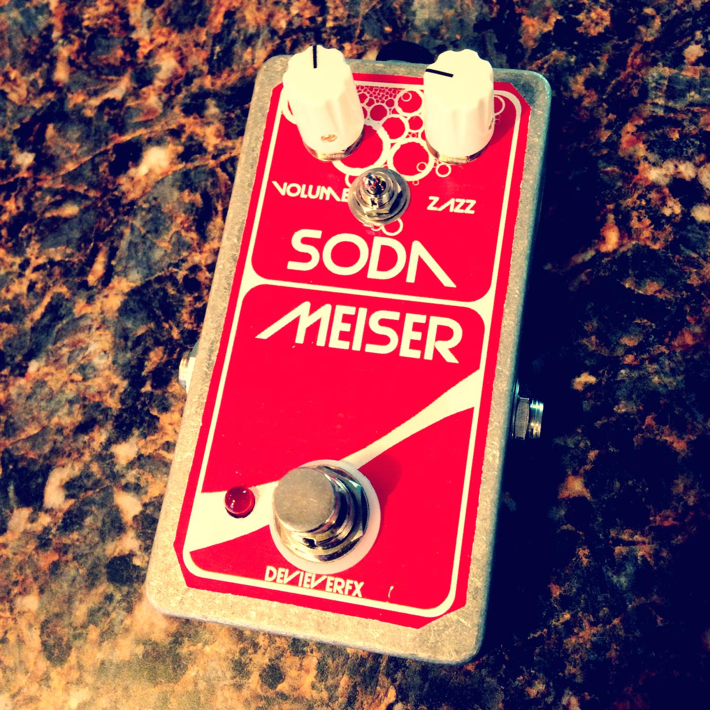 Devi Ever FX Soda Meiser Fuzz
