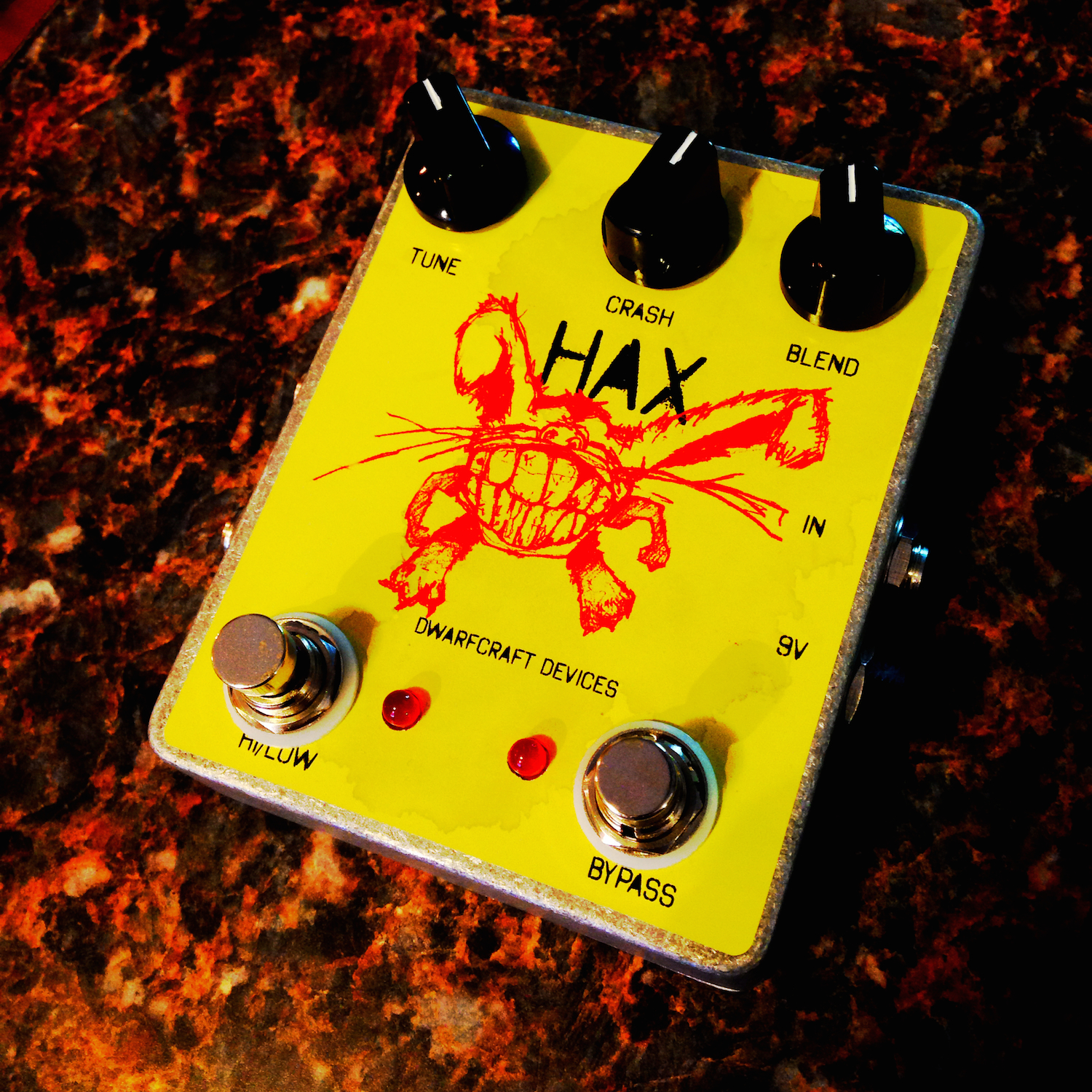 Dwarfcraft Devices Hax Ring Modulator