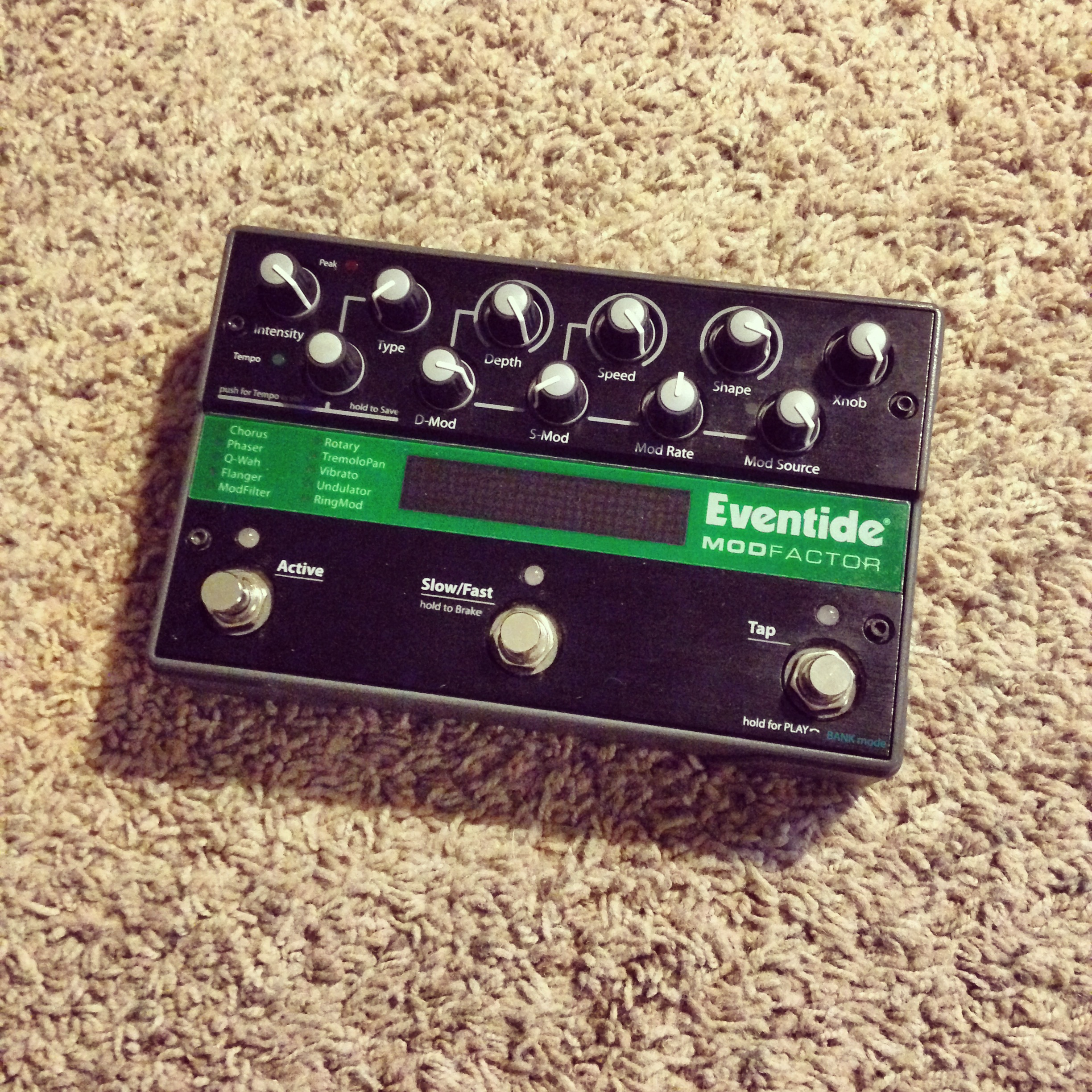 Eventide ModFactor Modulation Multi-Effect