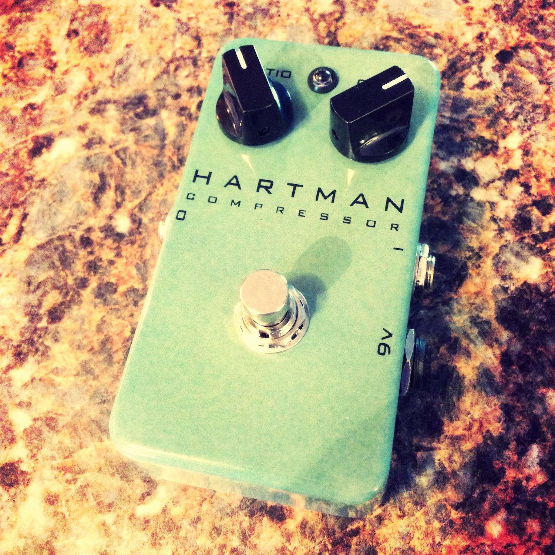Hartman Pedals Compressor