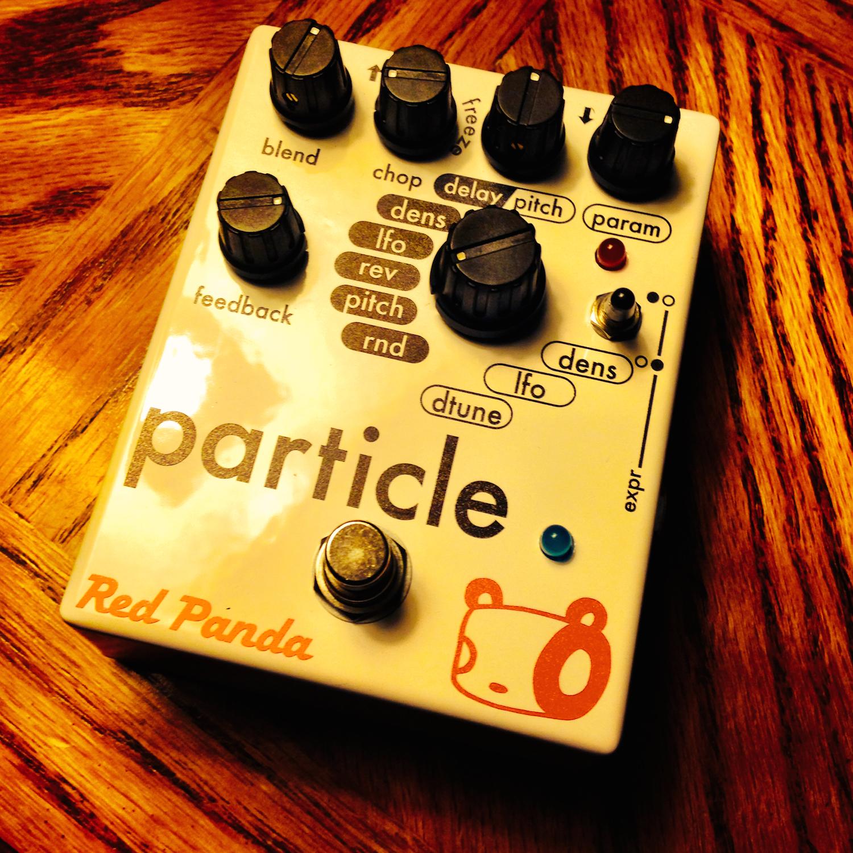 Red Panda Particle Granular Delay / Pitch Shifter