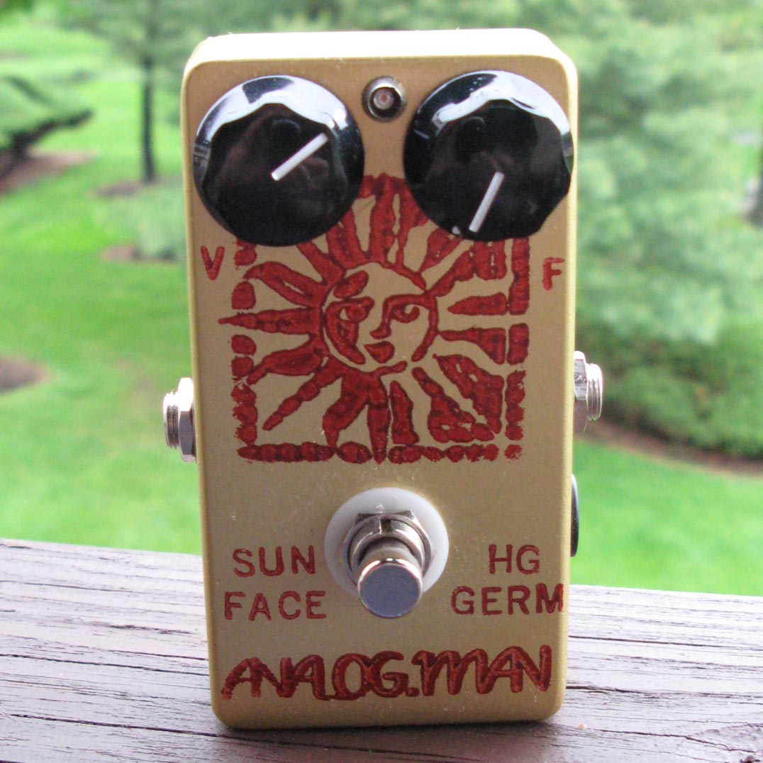 Analogman Sun Face Fuzz
