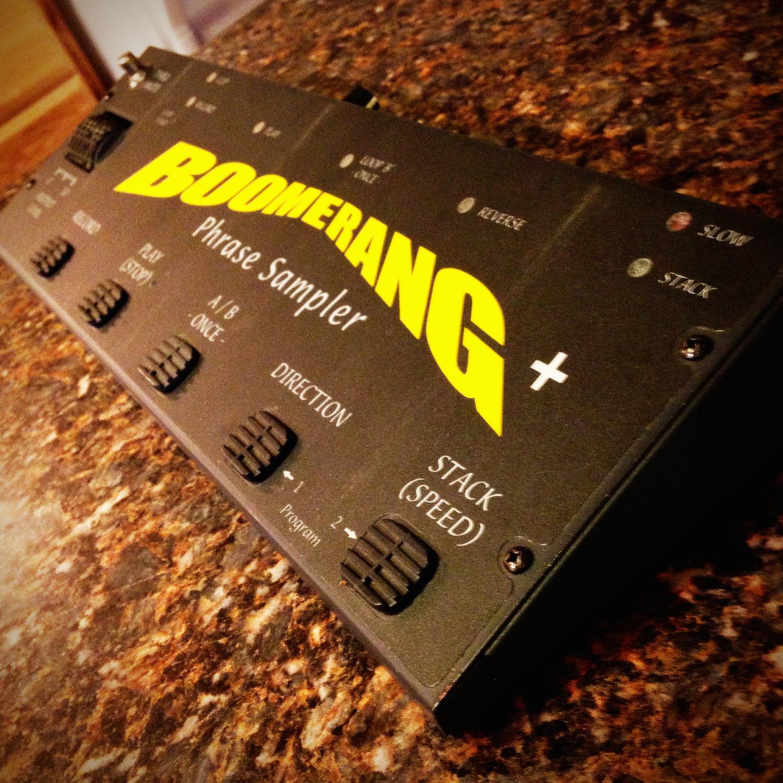Boomerang Phrase Sampler Plus