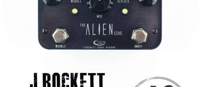 J. Rockett Audio Designs Alien Echo Delay
