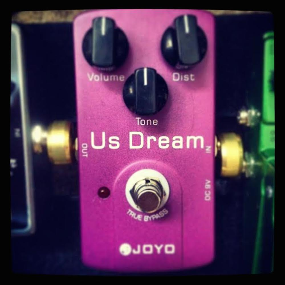 Joyo JF-34 Us Dream Distortion