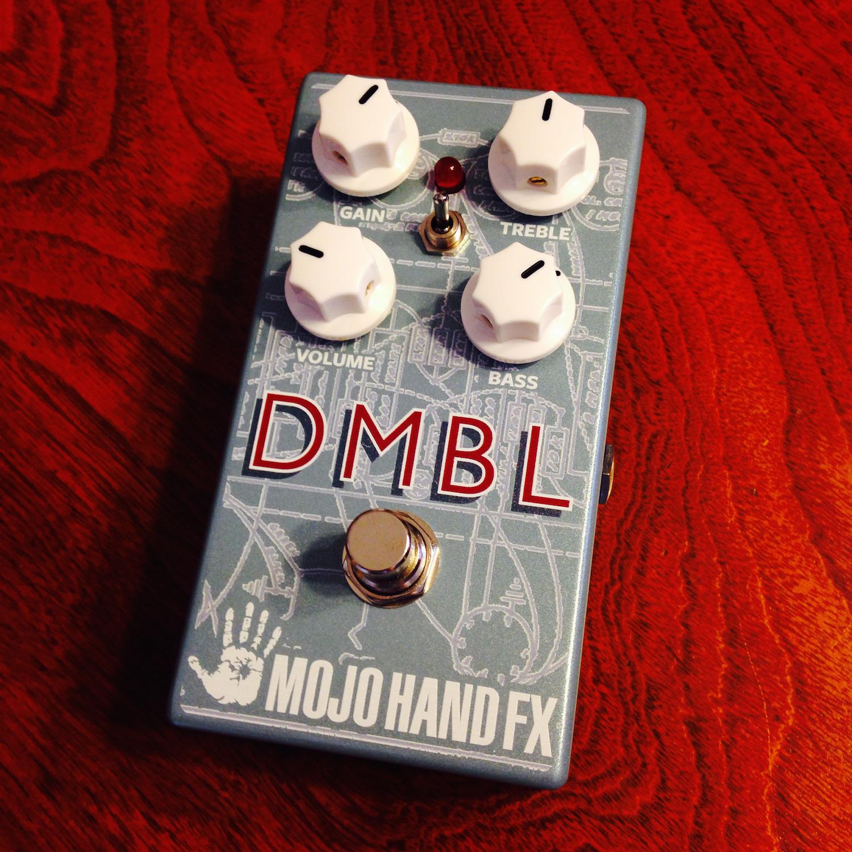 Mojo Hand FX DMBL Drive