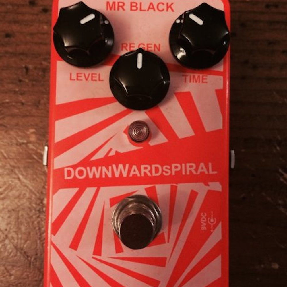 Mr. Black Downward Spiral Delay
