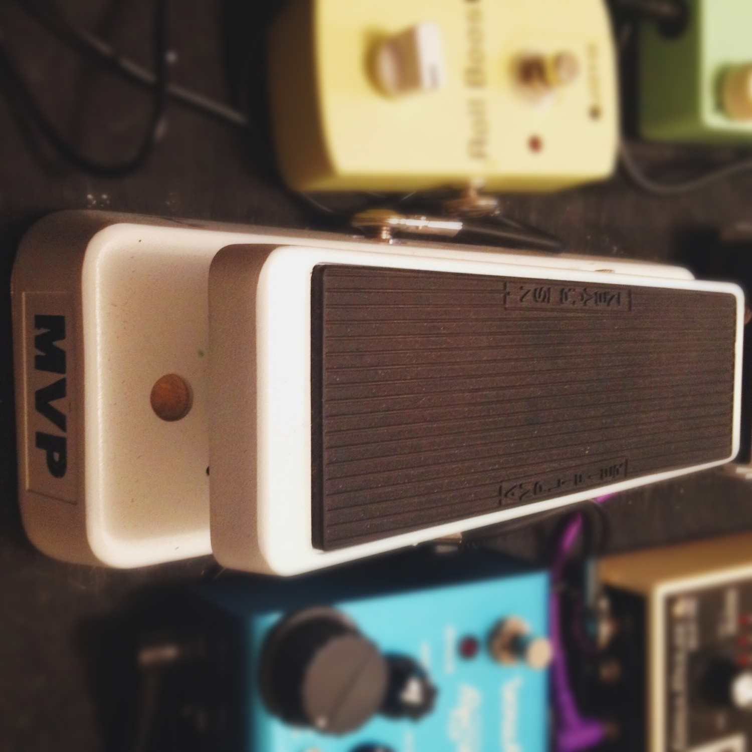 Blackeye Effects MVP Volume Pedal