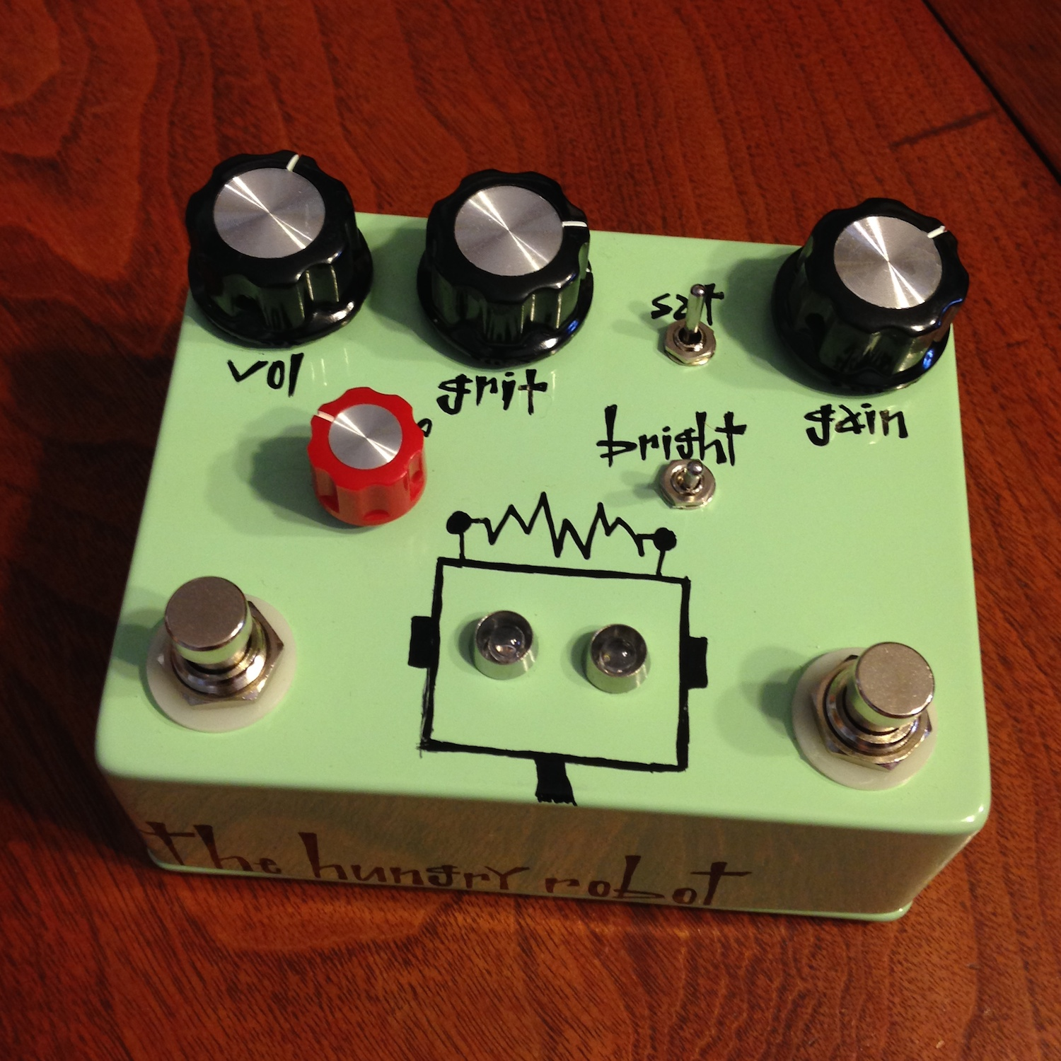 Hungry Robot Pedals Dual Overdrive