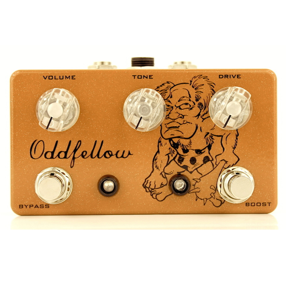 Oddfellow Effects Caveman Overdrive