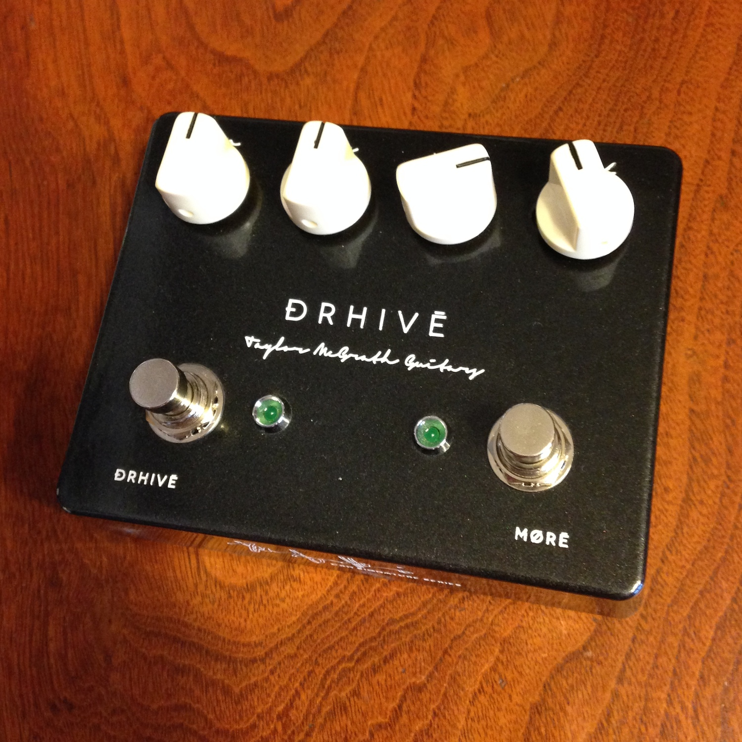 Taylor McGrath DRHIVE Dual Overdrive