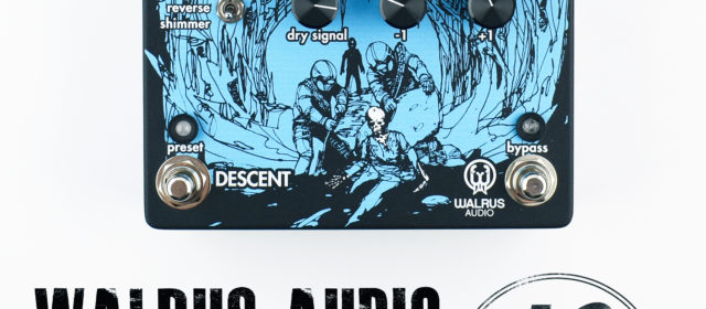 Walrus Audio Descent Reverb