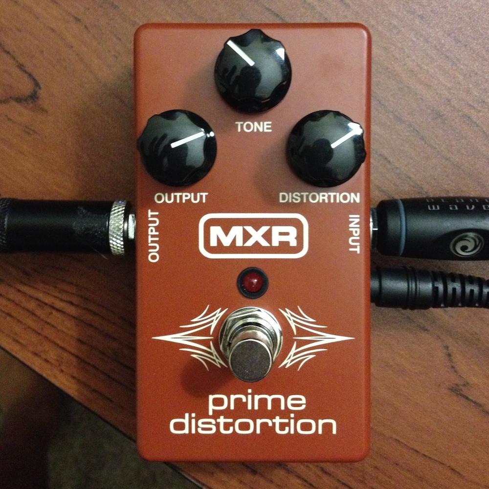Dunlop MXR M69 Prime Distortion